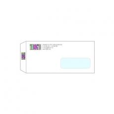 칼라100모조지-A4(규격)창 소봉투(일반형)