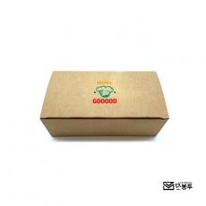 GY 크라프트 치킨박스 (소,중,대) 칼라